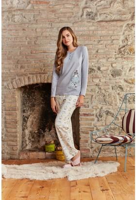 Pierre Cardin Bayan Pijama Takımı PC7203