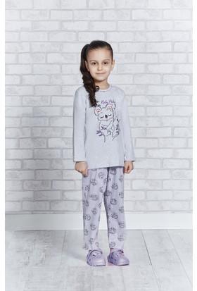 Rolypoly İnterlok Genç Kız Pijama Takımı RP2156