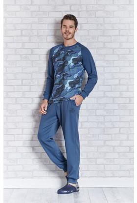 Rolypoly İnterlok Erkek Pijama Takımı RP3109