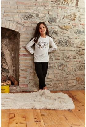 Pierre Cardin Kız Çocuk Pijama Takımı PC7280