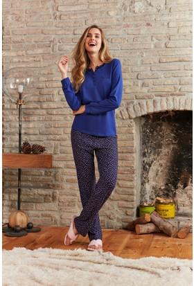Pierre Cardin Bayan Pijama Takımı PC7255