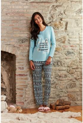 Pierre Cardin Bayan Pijama Takımı PC7213