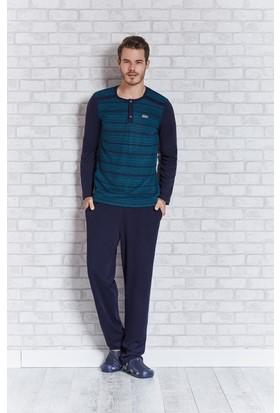 Rolypoly İnterlok Erkek Pijama Takımı RP3116
