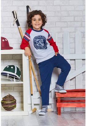 U.S. Polo Assn. Lisanslı Genç Erkek Pijama Takımı-US-119