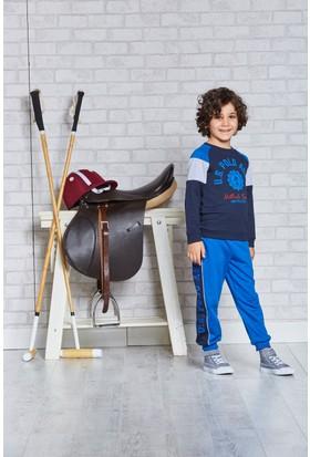 U.S. Polo Assn. Lisanslı Genç Erkek Pijama Takımı-US-115