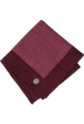 Hemington Rose Wood Örgü Ceket Mendili