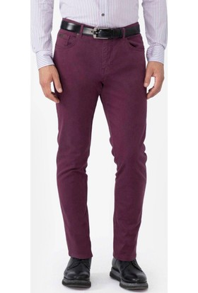 Hemington Rose Wood Slim Fit Kanvas Spor Pantolon