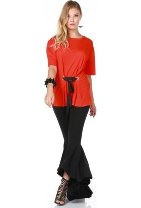 Bsl Fashion Oranj T Shirt 9450