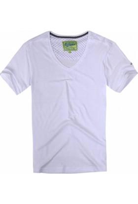 Exuma 361216 Beyaz Erkek T-Shırt