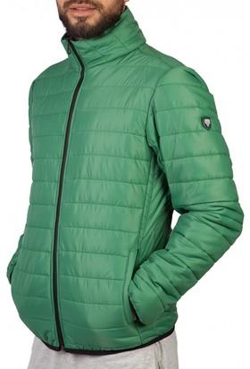 Exuma 471184 Erkek Yeşil Mont