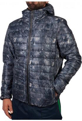 Exuma 471192 Erkek Siyah Desenli Mont