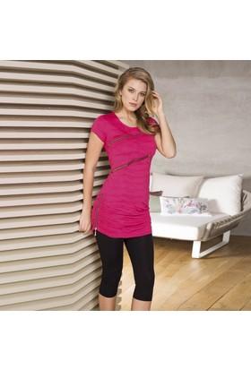Kadın Elbise Tayt Takım 9410