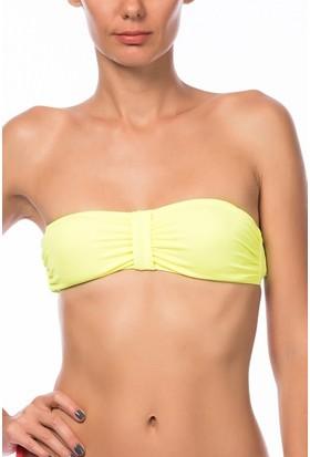 Dagi Kadın Tek Bikini Üst Sarı
