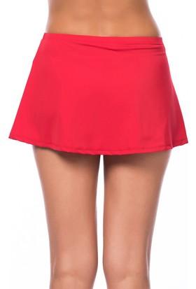 Dagi Kadın Etek Kırmızı