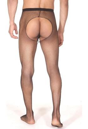 La Blinque Fantezi Erkek Külotlu Çorap
