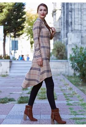 Femme İncili Kolyeli Tunik