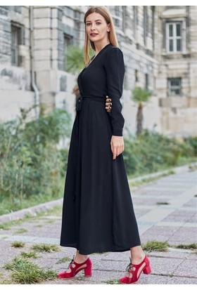 Femme Asimetrik Elbise