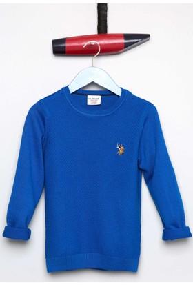 U.S. Polo Assn. Erkek Çocuk Tcdunibkids Kazak