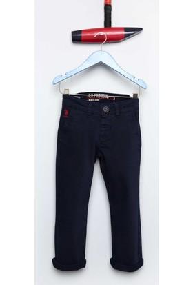 U.S. Polo Assn. Erkek Çocuk Luiskids7S Pantolon Lacivert
