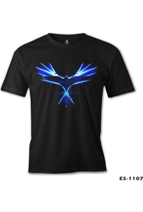 Lord T-Shirt Dj Tiesto - Logo Siyah Erkek T-Shirt
