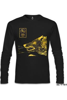 Lord T-Shirt Soen - Lykaia Siyah Erkek Sweatshirt
