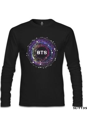 Lord T-Shirt BTS - 4th Siyah Erkek Sweatshirt