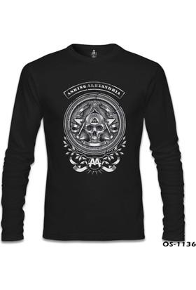 Lord T-Shirt Asking Alexandria - AA Siyah Erkek Sweatshirt