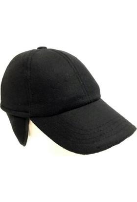 Outlet Çarşım Erkek Kulaklıklı Kasket Şapka