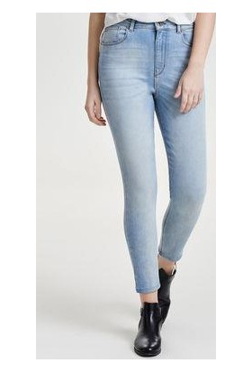 Only Bayan Kot Pantolon 15138622 Power Reg Ankle Skınny Fıt Jeans