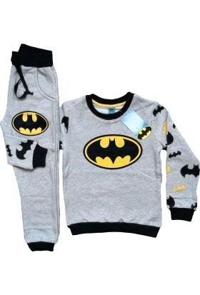 DobaKids Batman Temalı Erkek Çocuk Eşofman Takımı