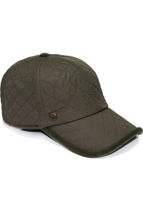 Pozze Kapitone Kep - Kışlık Erkek Şapka