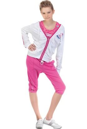 Puledro Kids Kız Çocuk Eşofman Takım 12Y-10232
