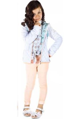 Puledro Kids Kız Çocuk Pantolon B51K-4036