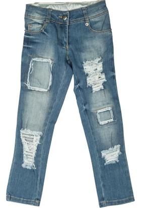 Puledro Kids Kız Çocuk Pantolon B61K-4138