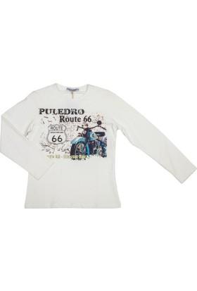 Puledro Kids Erkek Çocuk Sweatshirt G-3436