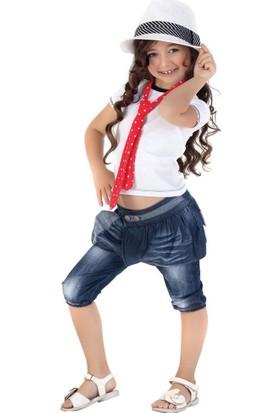 Puledro Kids Kız Çocuk Pantolon GY-4147