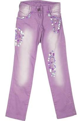 Puledro Kids Kız Çocuk Pantolon GY-4595