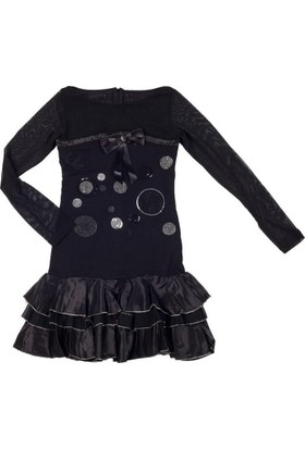 Puledro Kids Kız Çocuk Abiye Elbise 13A-05451