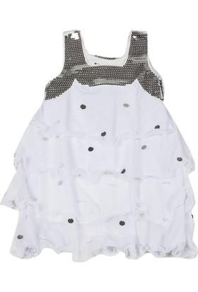Puledro Kids Kız Çocuk Abiye Elbise 13A-5457