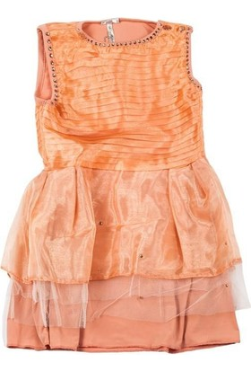 Puledro Kids Kız Çocuk Abiye Elbise 13A-590