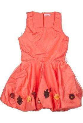 Puledro Kids Kız Çocuk Abiye Elbise B54K-904
