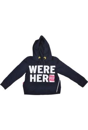 Puledro Kids Kız Çocuk Sweatshirt B72K-8655