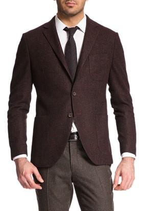 Pierre Cardin I16298/C Kırmızı Erkek Ceket