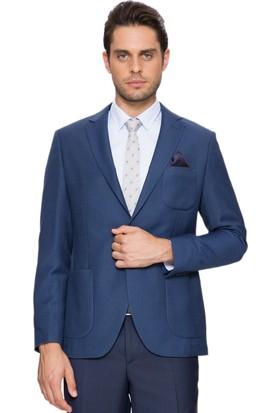 Pierre Cardin Y25167/C Lacivert Erkek Ceket