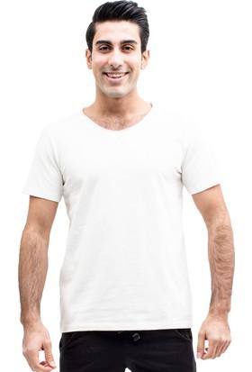 TheDON Krem Supreme Erkek T-Shirt