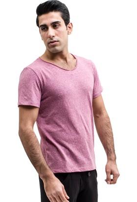 TheDON Koyu Pembe Supreme Erkek T-Shirt