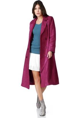 Dewberry Z6377 Kadın Palto