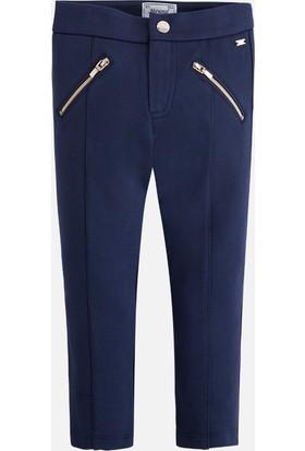 Mayoral Kız Çocuk Binici Tayt Pantolonu Koyu Mavi
