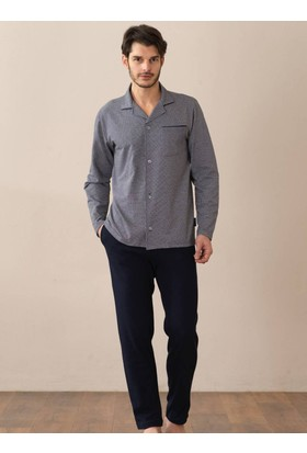 Ayyıldız 421W Uzun Kollu Pijama Takımı