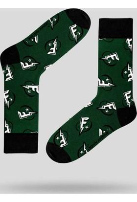 Ayyıldız Jflsf17W10 Pamuklu Uzun Çorap